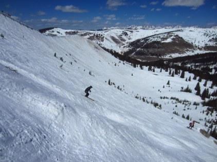 esquiar Aspen Colorado, EE.UU