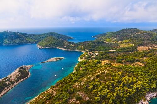 suplunara-isola di mljet-croacia