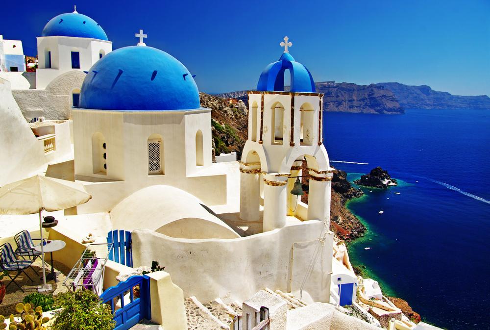 Un recorrido por 4 de las islas griegas m s bonitas for Casas en islas griegas