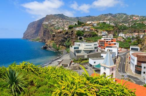 Vista de Madeira